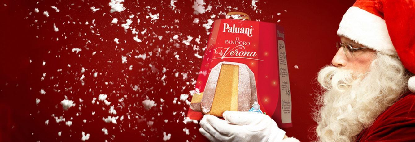 義大利Paluani聖誕麵包