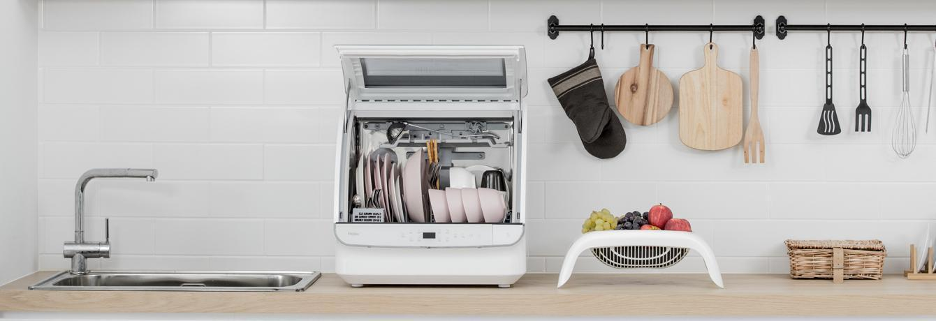 海爾Haier小海貝洗碗機
