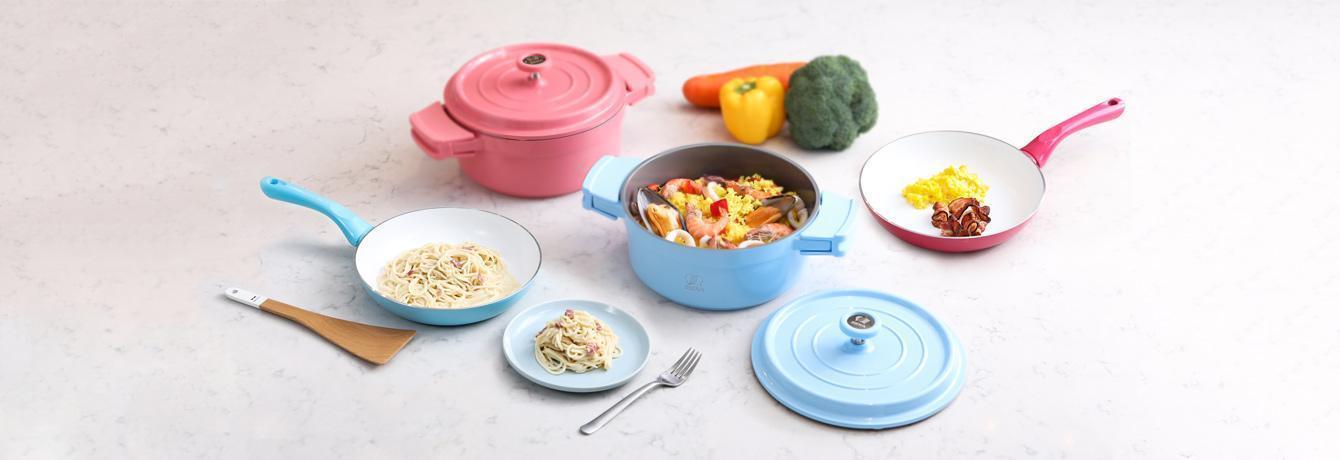 德國 BEKA 亮彩陶瓷鍋