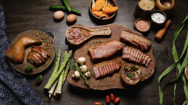 特選在地冷薫肉品