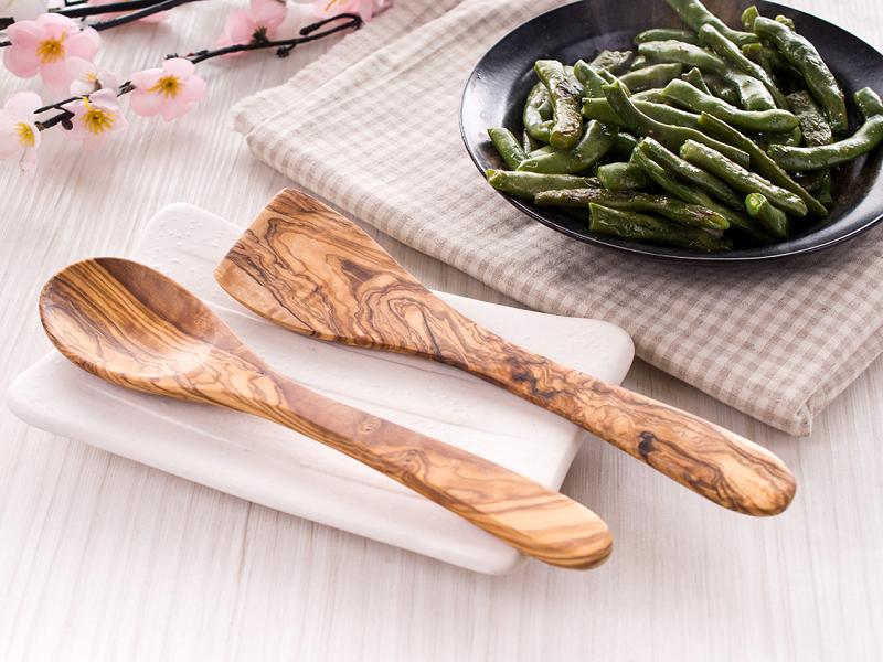 橄欖木餐廚系列