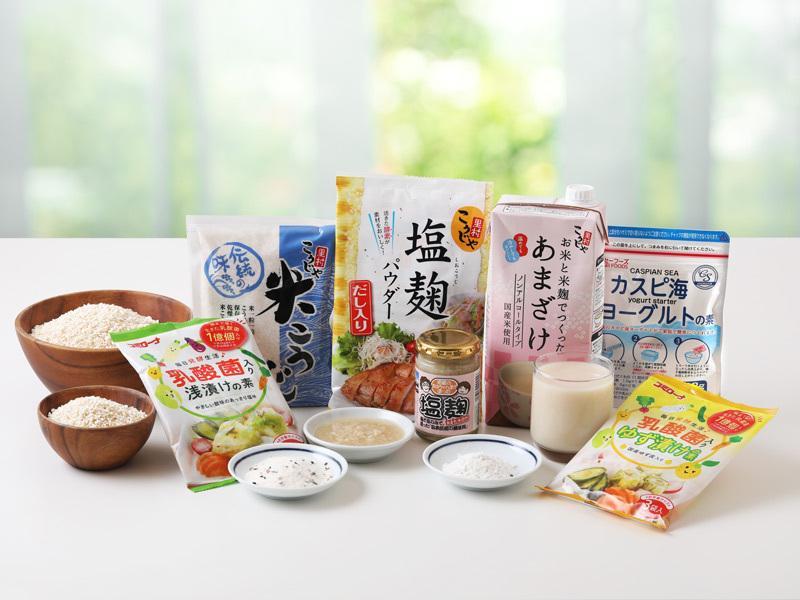 日本萬用調味料-鹽麴
