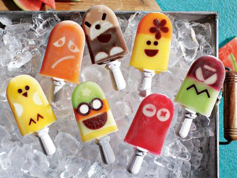美國 ZOKU 創意製冰模具