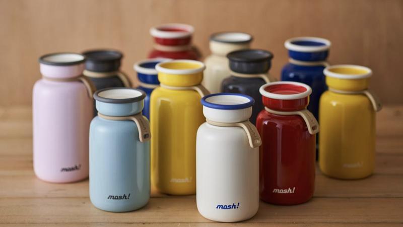 日本Mosh保溫瓶系列