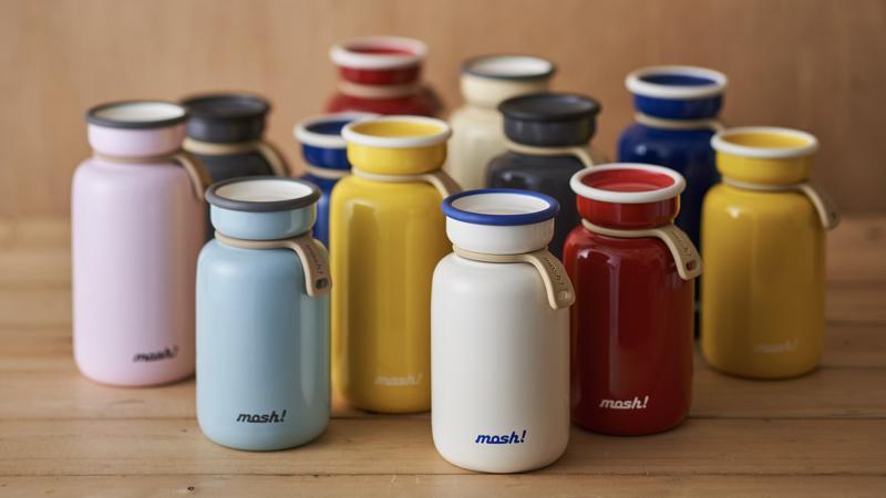 日本Mosh膠囊保冷瓶系列