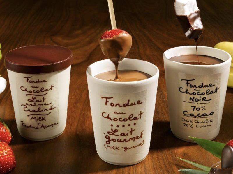 法國巧克力陶罐小火鍋