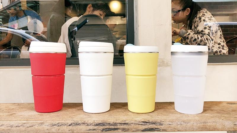 dr.Si環保摺疊杯/便當盒