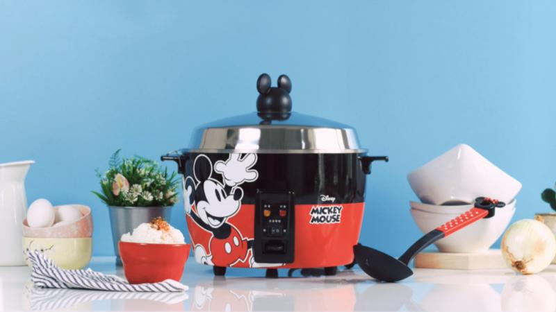 Disney 米奇不鏽鋼電鍋