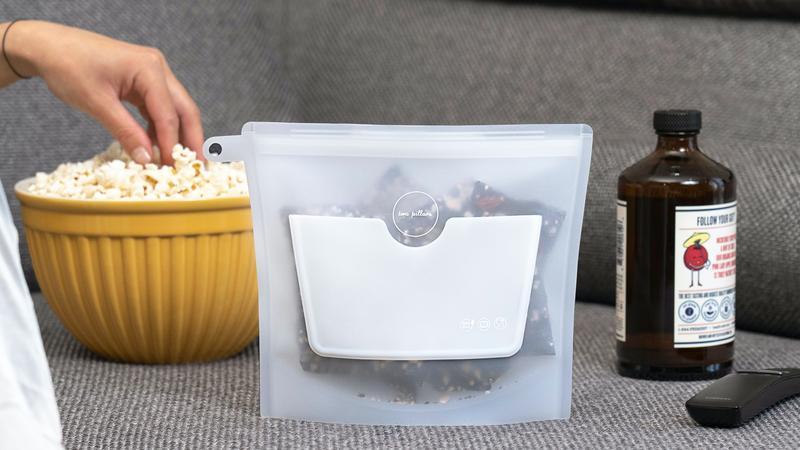 ZipBag 白金矽膠密封袋