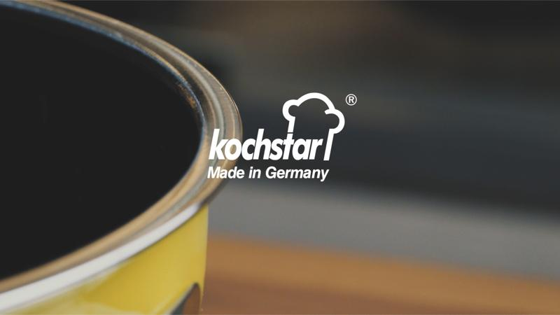 德國Kochstar彩晶琺瑯鍋