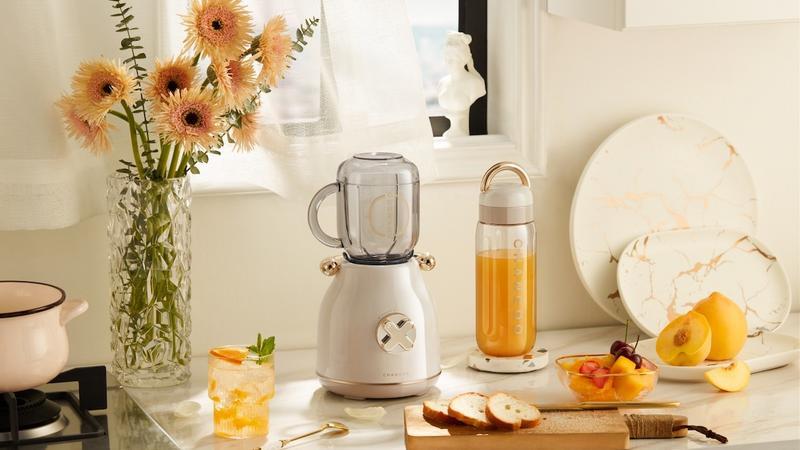 橙廚CHANCOO輕巧果汁機