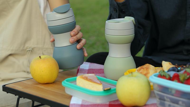 仁舟矽密咖啡杯/矽水瓶