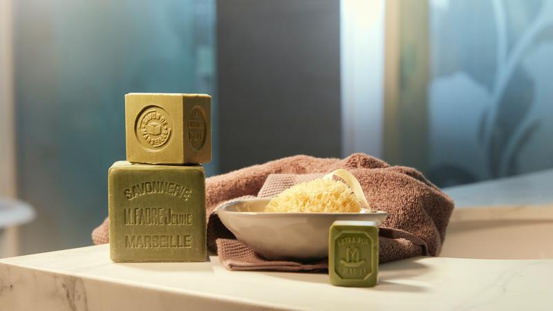 法鉑馬賽皂/黑肥皂