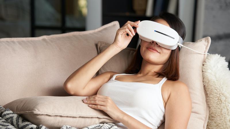 Aurai酷熱敷水波式按摩眼罩