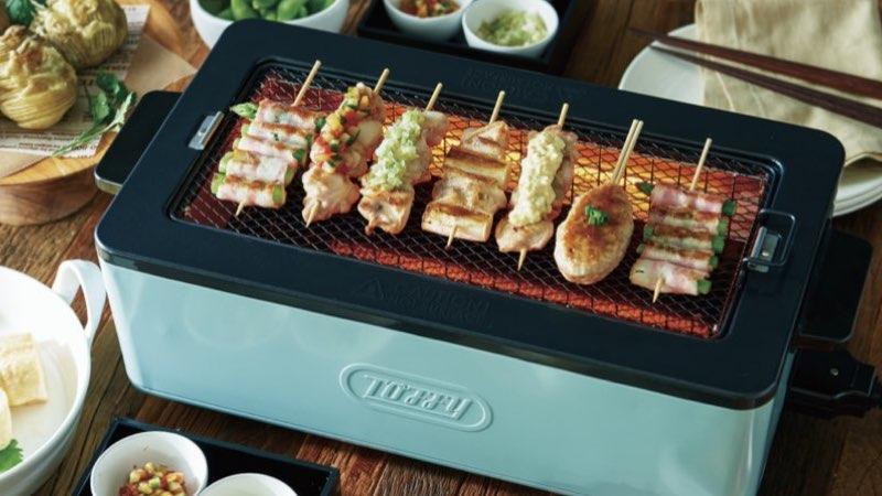 日本Toffy 無煙電烤盤