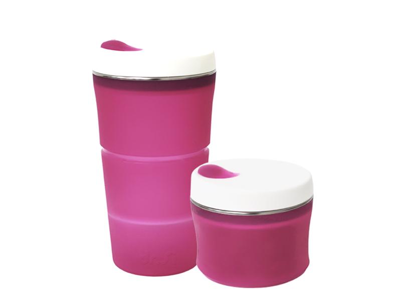 矽寶巧力杯 750ml 水滴杯