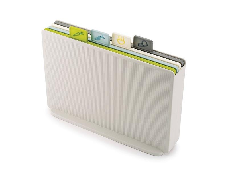 檔案夾止滑砧板組-雙面附凹槽