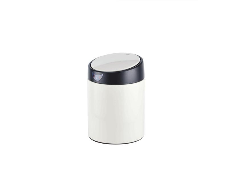 桌上型感應式垃圾桶