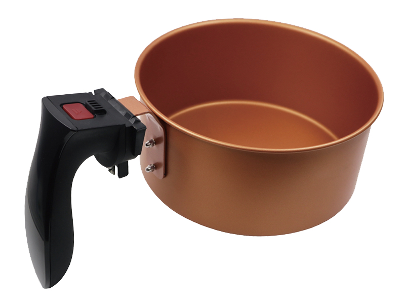 不沾把手烘烤鍋-金 (配件) AG01-2