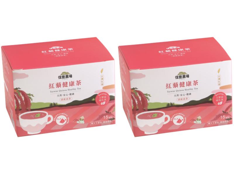 紅藜健康茶 兩盒組
