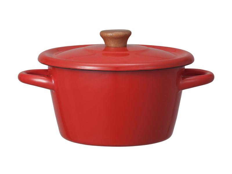 北歐系列 琺瑯雙耳湯鍋