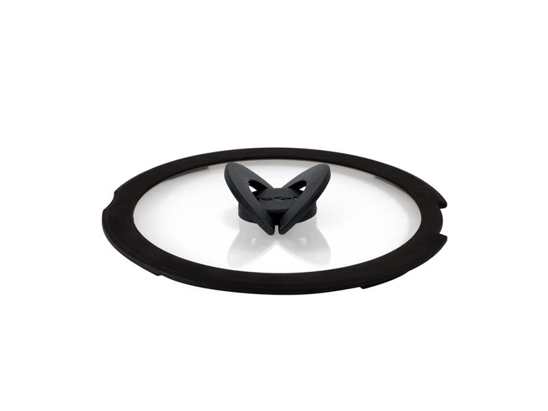 巧變精靈系列 20cm 蝴蝶玻璃鍋蓋