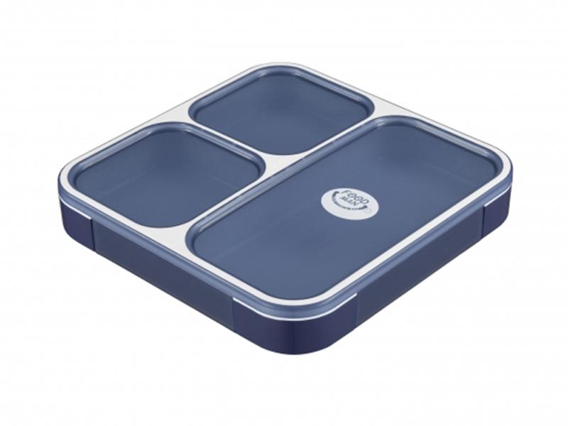 巴黎系列 纖細餐盒 800ml