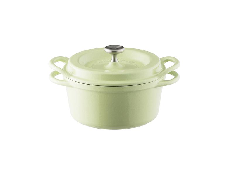琺瑯鑄鐵鍋 14cm(一般色)
