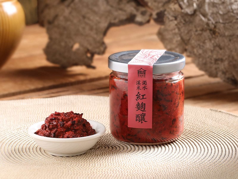 手造天然活菌紅麴釀