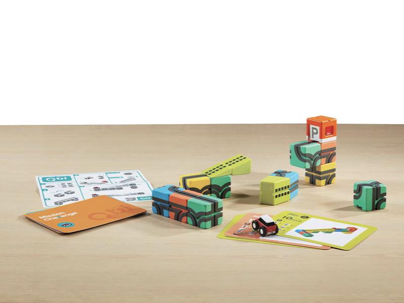 益智磁吸軌道玩具 獨享組(贈:軌道方塊x4)