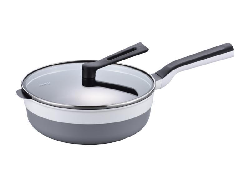 【限時團購】Remy pan plus 多功能萬用不沾鍋(含蓋)