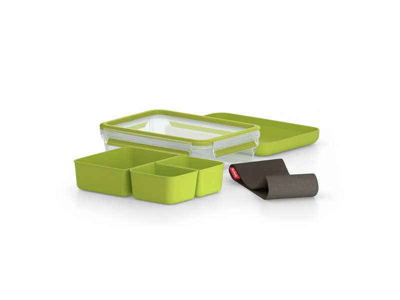 樂活系列午餐盒 1.2L(買一送一)