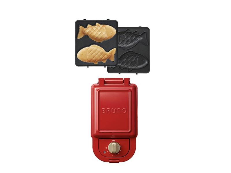 【限量75折】熱壓三明治機+一款烤盤