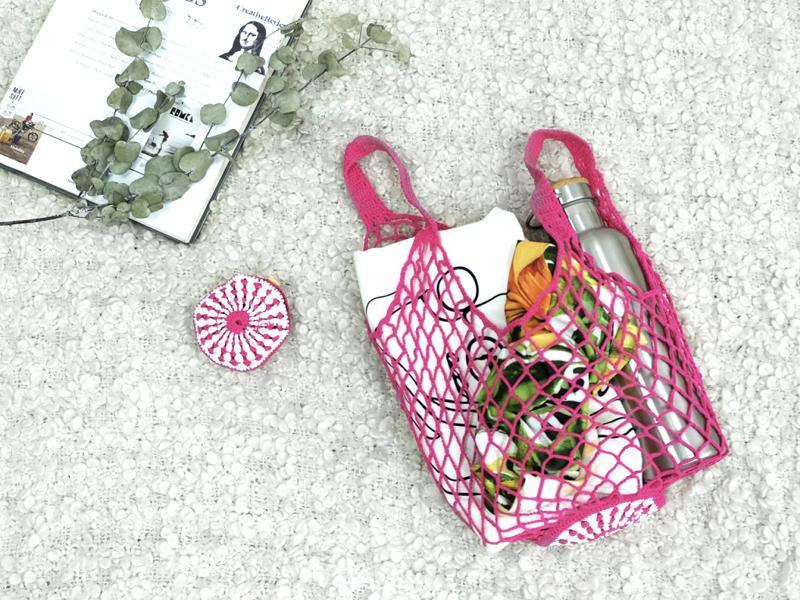 【加購】貝殼棉網包
