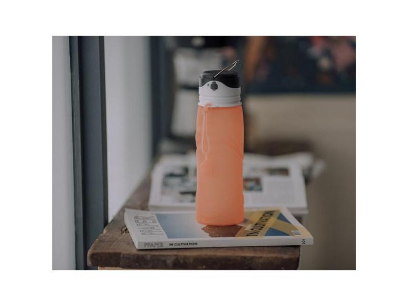 捲捲矽光瓶