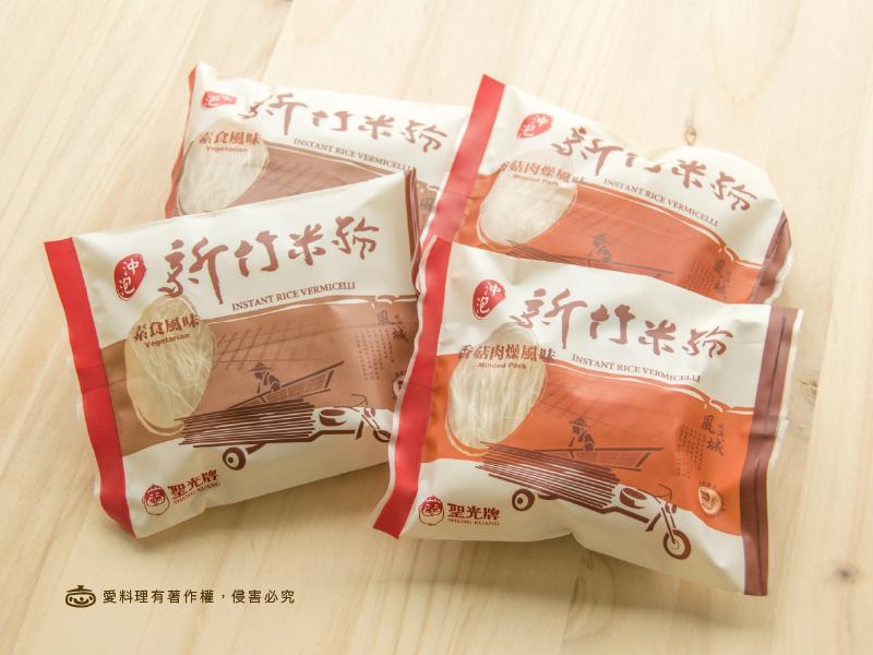 沖泡式純米米粉(素食)
