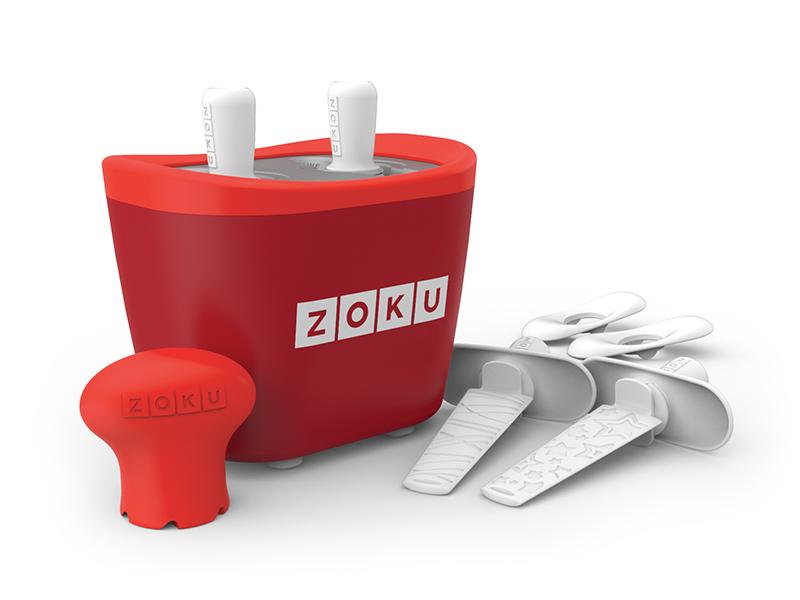 ZOKU快速製冰棒機(兩支裝)