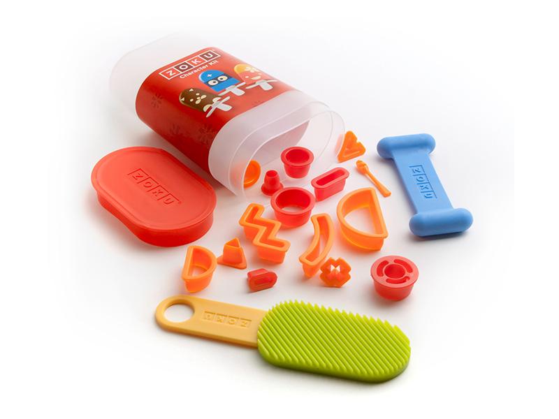 ZOKU冰棒機造型模具工具組