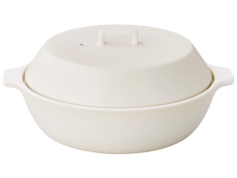 KAKOMI 土鍋(白)