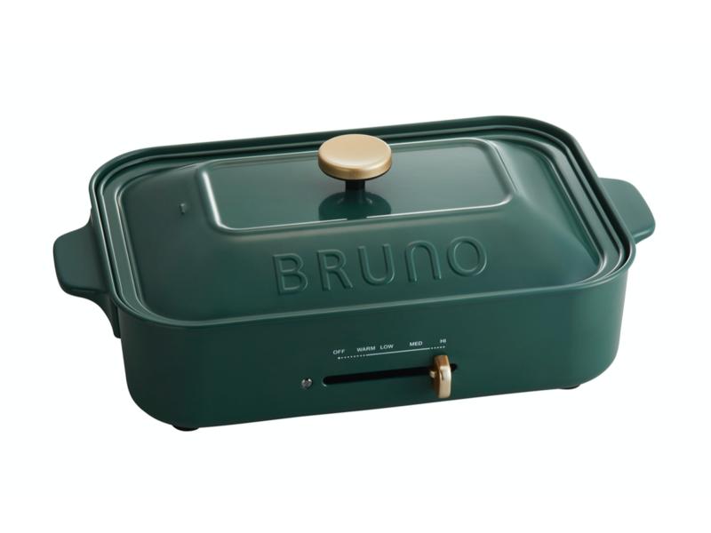日本BRUNO多功能電烤盤