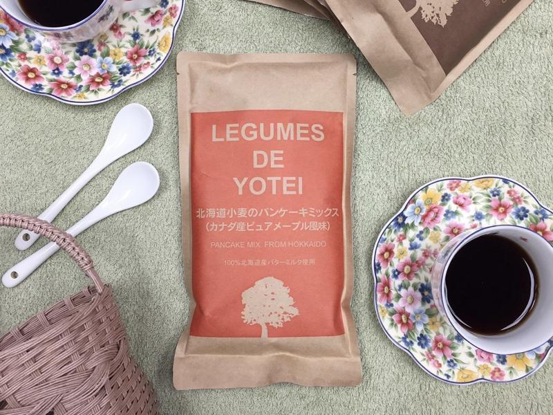 LEGUMES DE YOTEI 小麥鬆餅粉