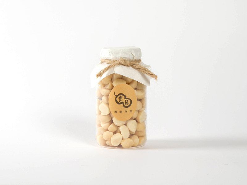 低溫烘焙原味夏威夷豆-中罐