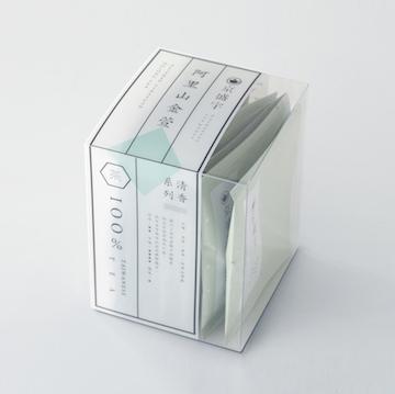 原葉袋茶盒裝8入-3款風味