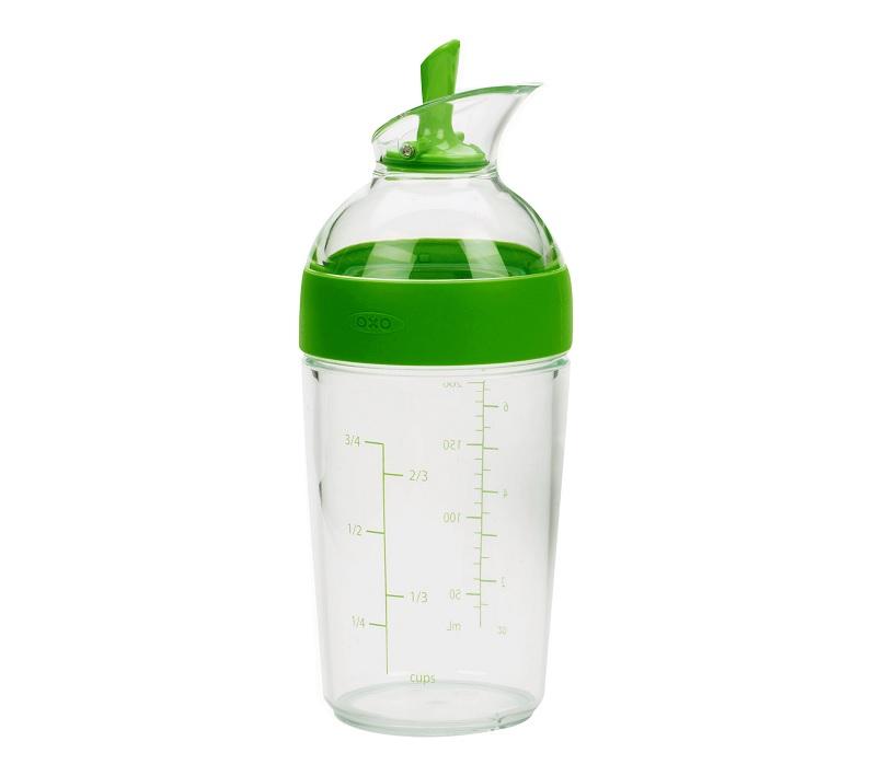 醬汁搖搖量杯-快樂綠