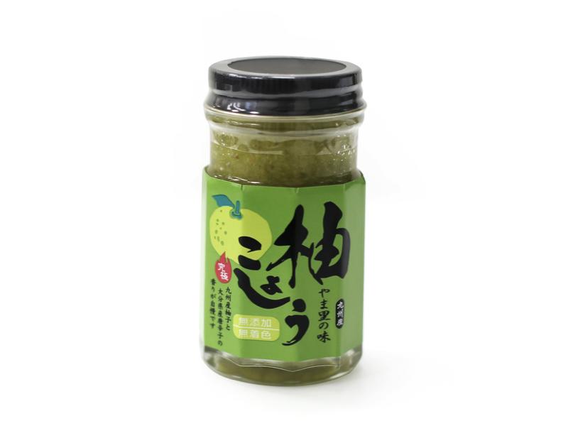 九州柚子胡椒醬(辣味)