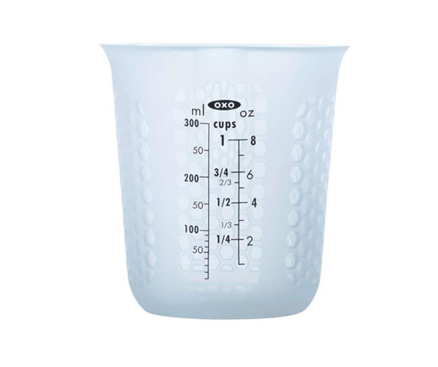 矽膠軟質量杯-0.5L