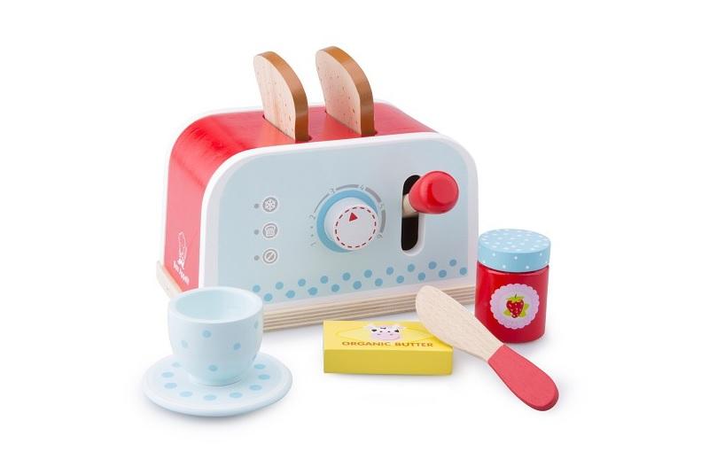 【加價購】木製家家酒麵包機