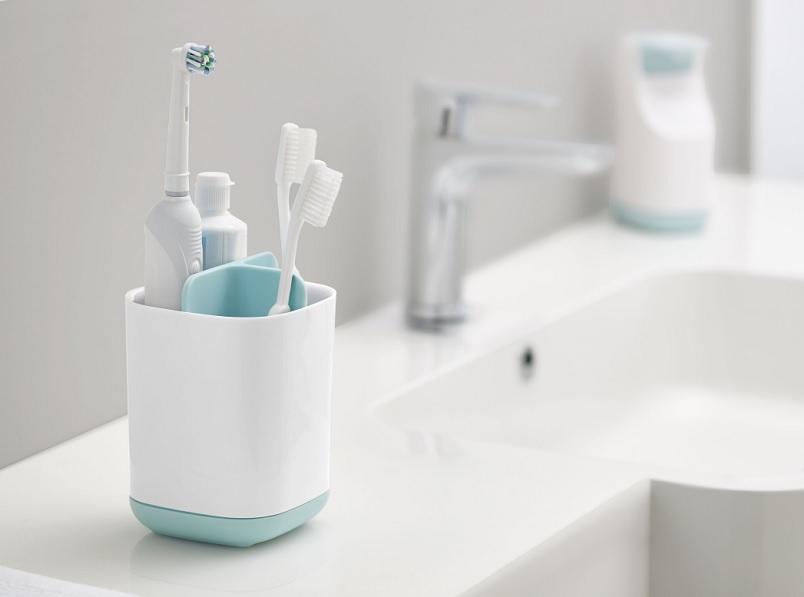 衛浴系列-好收納牙刷分納架(3格式)