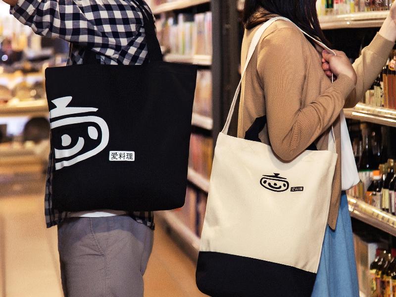 【限量優惠】夫婦購物袋組合