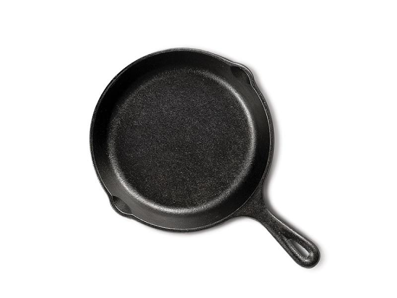 Lodge 鑄鐵平底煎鍋 6.5吋